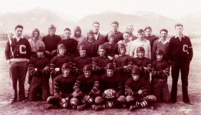 1928 Corvallis High School Football Team...the last time we were champions?/Corvallis Community Heritage Project
