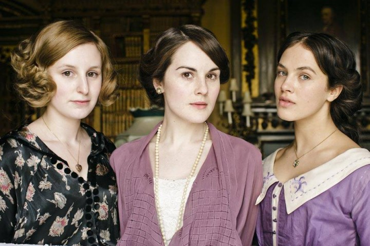 Crawley Girls: A Downton Abbey Mixtape