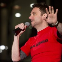 Chris Hardwick © 2013 Photo by Jakub Mosur