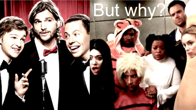 Community vs. Two and a Half Men: Why Your Favorite Sitcoms Struggle