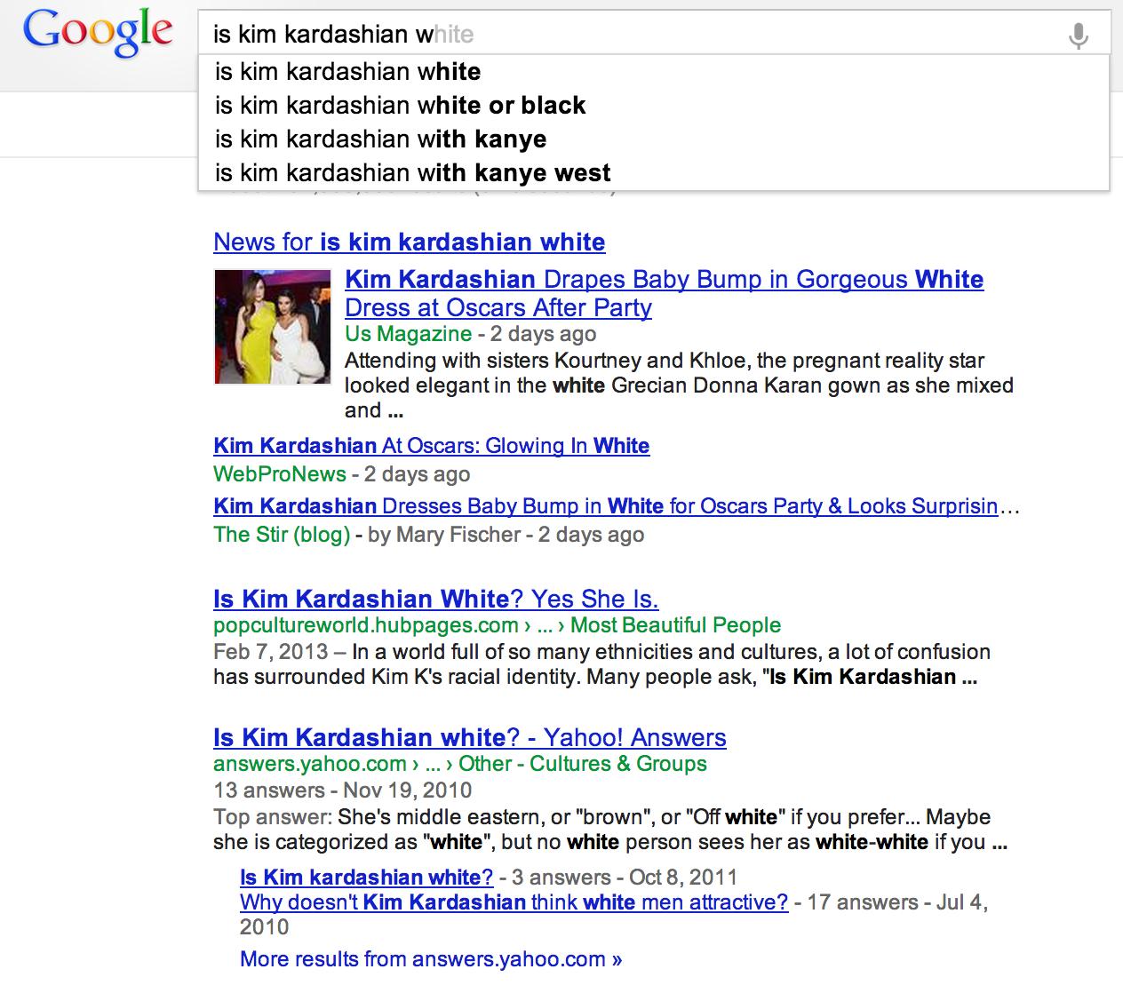 is_kim_k_white?