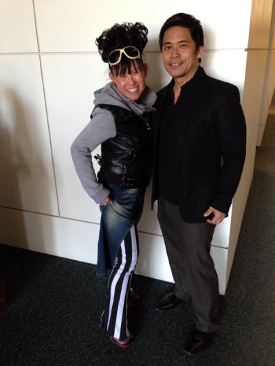 Debbie Jue & Zaldy Serrano