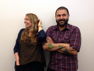 Kristin Farr & Aldo Mora-Blanco