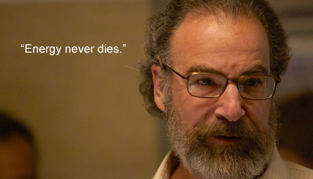 Mandy Patinkin's Religion is Einstein's Theory of Relativity