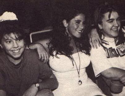 Celebrity breast reductionist: Soleil Moon Frye (before). Poor Punky.