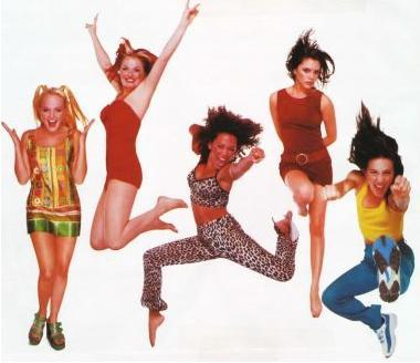 The Spice Girls invasion