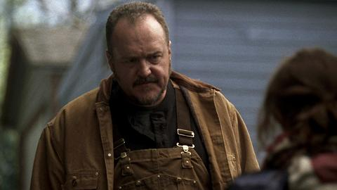 "I kind of have a sweet spot for the teddy-bearish working man, Stan Larsen, from ""The Killing""."