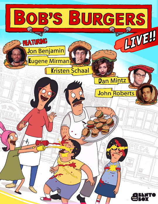 Bobs Live Tour
