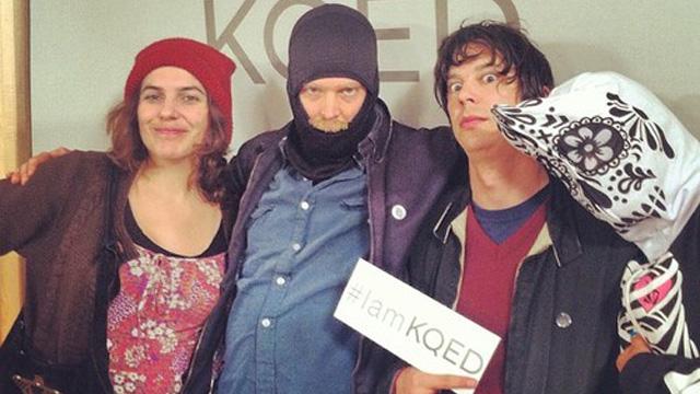 Bonnie 'Prince' Billy, Dawn McCarthy and Emmett Kelly Visit KQED