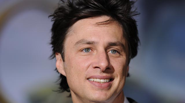 Zach Braff Wants Your Money on Kickstarter...Should You Give It to Him?