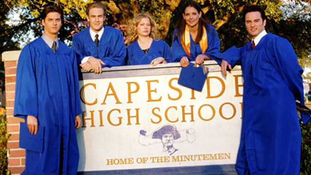 Graduation Scenes We Love (And Love To Hate)