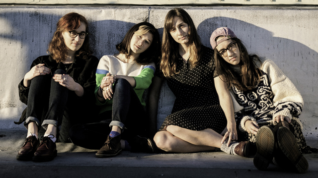 Meet San Francisco's Teen Sensations, The She's