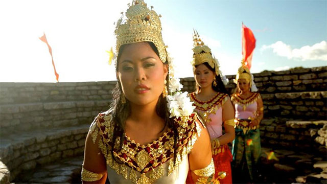 Cambodian-American Singer Fuses Khmer Classics with Oakland Beats