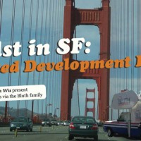 Whilst in SF: Arrested Development Edition