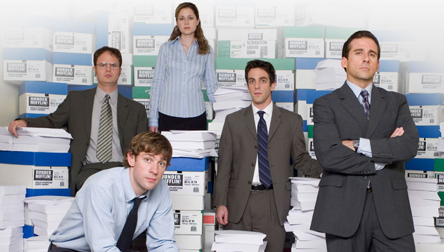 The End of The Office-Era