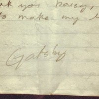 The Great Gatsby: A Love Letter