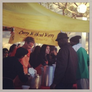 Curry Without Worry feeding those in need in the Tenderloin