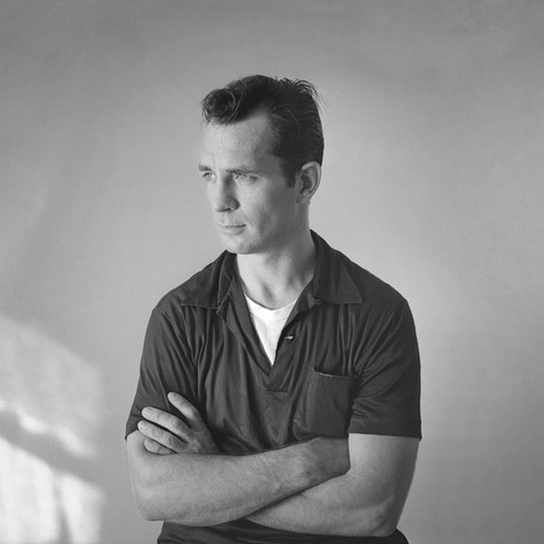 Jack Kerouac by photographer Tom Palumbo, circa 1956. Photo: Wiki Commons