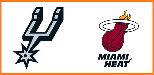 Spurs vs Heat