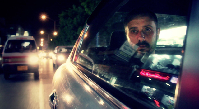 Jeremy Scahill in Yemen. Photo: Richard Rowley/ IFC Films