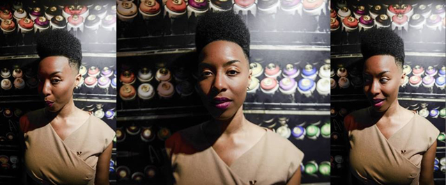 Carolyn Malachi Photo by Kwame Opare