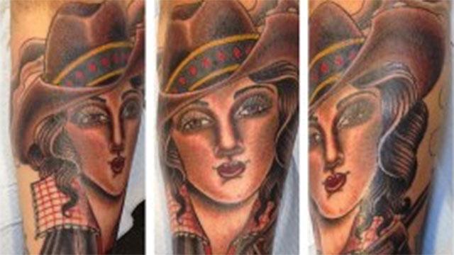 Slinging Ink with Megan Wilson, Bay Area Tattoo Artist