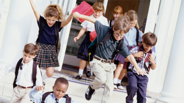 How To Reclaim That Back-to-School Feeling