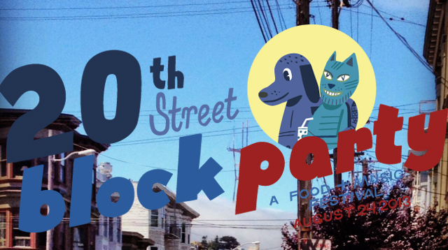 4 Things You Shouldn't Miss At Noise Pop's 20th Street Block Party This Saturday