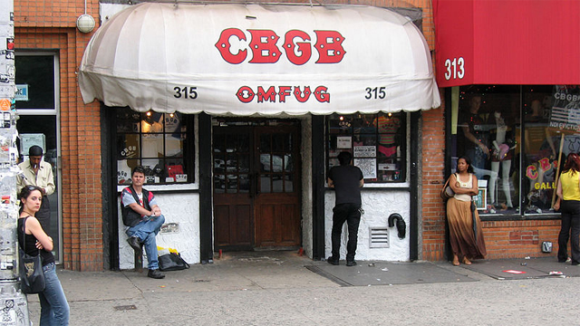 Underdogs of the Underground: 5 Punk Classics You Won't Hear on the CBGB Soundtrack