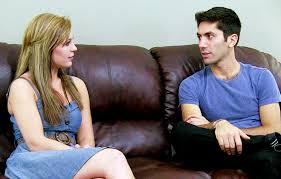 Nev dishes out advice. Image via MTV.com