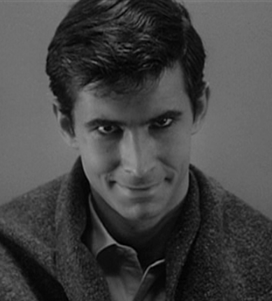 Norman Bates, mama's boy / Shamley Productions
