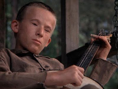 Creepy Lonnie in Deliverance / Warner Bros.