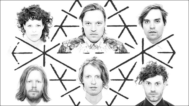 Arcade Fire Takes Over the World (Internet) With Reflektor