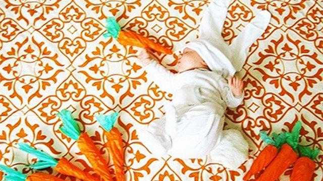 Adele Enersen's Dreamy Yet Disturbing Baby Art
