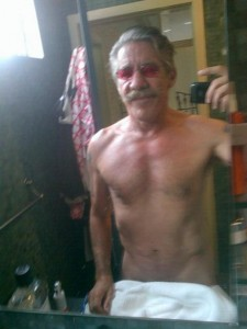 "Geraldo declares, ""70 is the new 50!"" via <a href=""https://twitter.com/GeraldoRivera‎"">Twitter</a>"