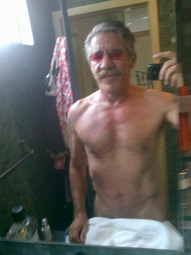 "Geraldo declares, ""70 is the new 50!"" image via https://twitter.com/GeraldoRivera‎"