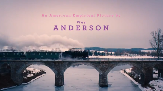 Everyone Get Excited About Wes Anderson's Grand Budapest Hotel