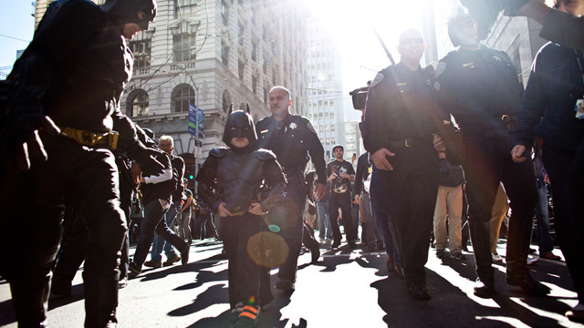 Batkid Rescues Gotham City: San Francisco Is Magical Once More