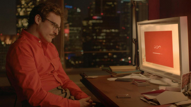 Falling In Love With Robots: Spike Jonze's 'Her' Asks, Could It Be So Bad?
