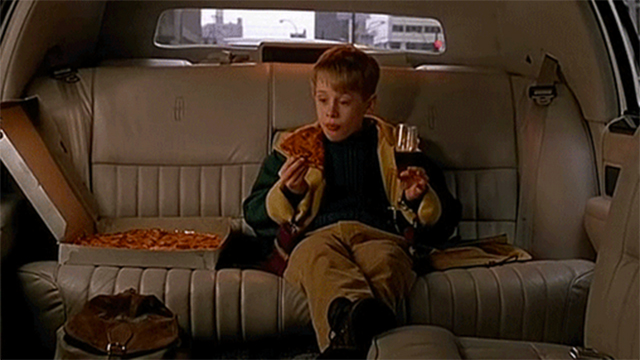 Macaulay Culkin Serves Up Pizza Punk Trend Already Started by Bay Area Band