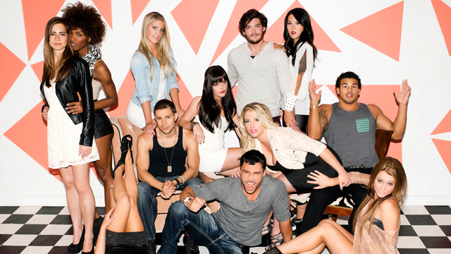 The Real World: Ex-Plosion cast