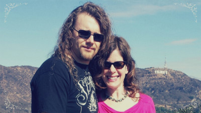 Keith and Susanna