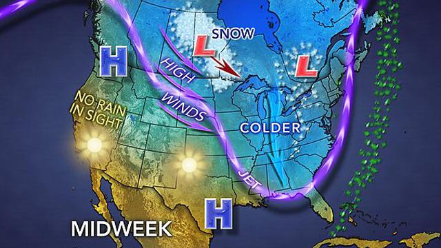 Polar Vortex Dispatch: A San Francisco Reaction to East Coast Winter