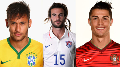The Very Best of World Cup Hair