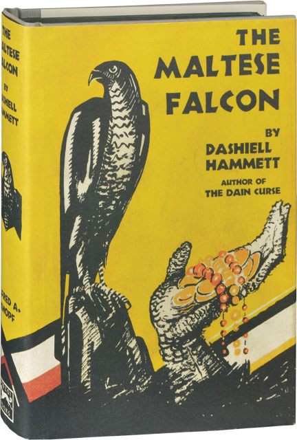 the anti hero characteristics of samuel spade in the maltese falcon a novel by dashiell hammett Discovering the maltese falcon and sam spade: spade is an amazing collection of materials related to dashiell hammett, his greatest novel the maltese.