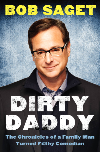 Bob Saget - Dirty Daddy Cover Art