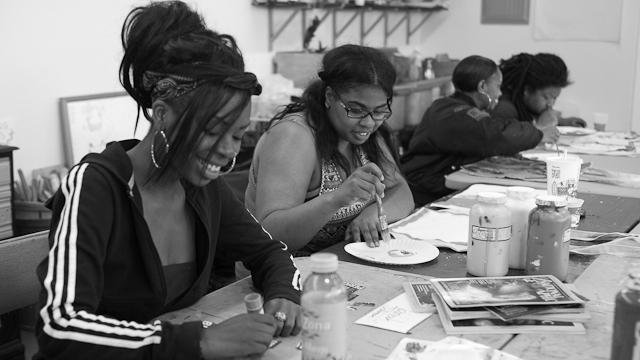 Greetings from Alcatraz Ave: Meet Youth Spirit Artworks