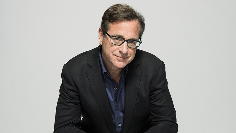"Bob Saget Talks Full House, San Francisco, and ""Dirty Daddy"""