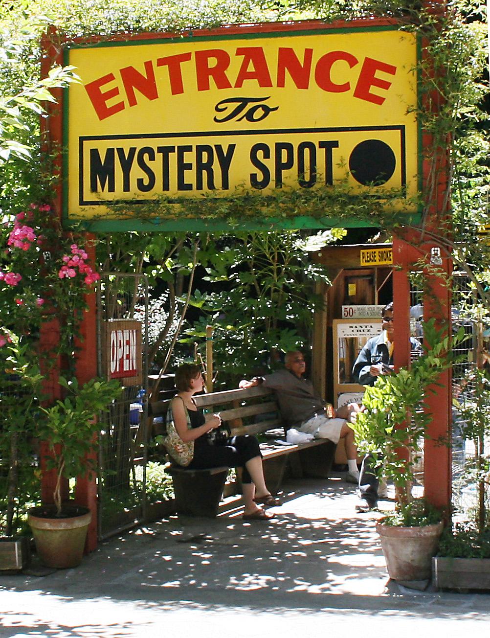 Mystery Tour Santa Cruz