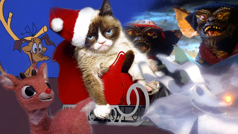 Christmas Movie Animals